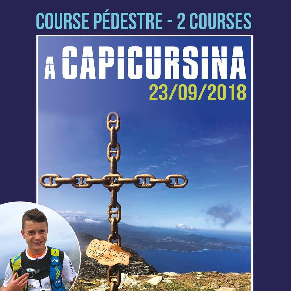 A Capicursina : Un trail sur le toit du Cap le 23 Septembre