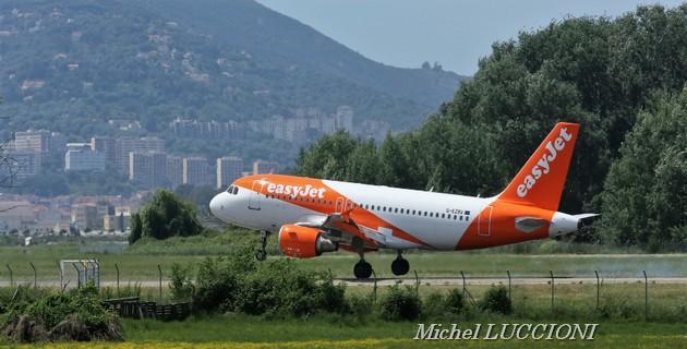Vol Easy-Jet Ajaccio-Lyon : La mère débarquée avec son enfant remboursée