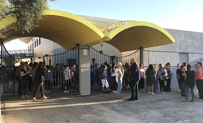Mouvement de grève et blocage des cours au collège Pasquale Paoli de Lisula