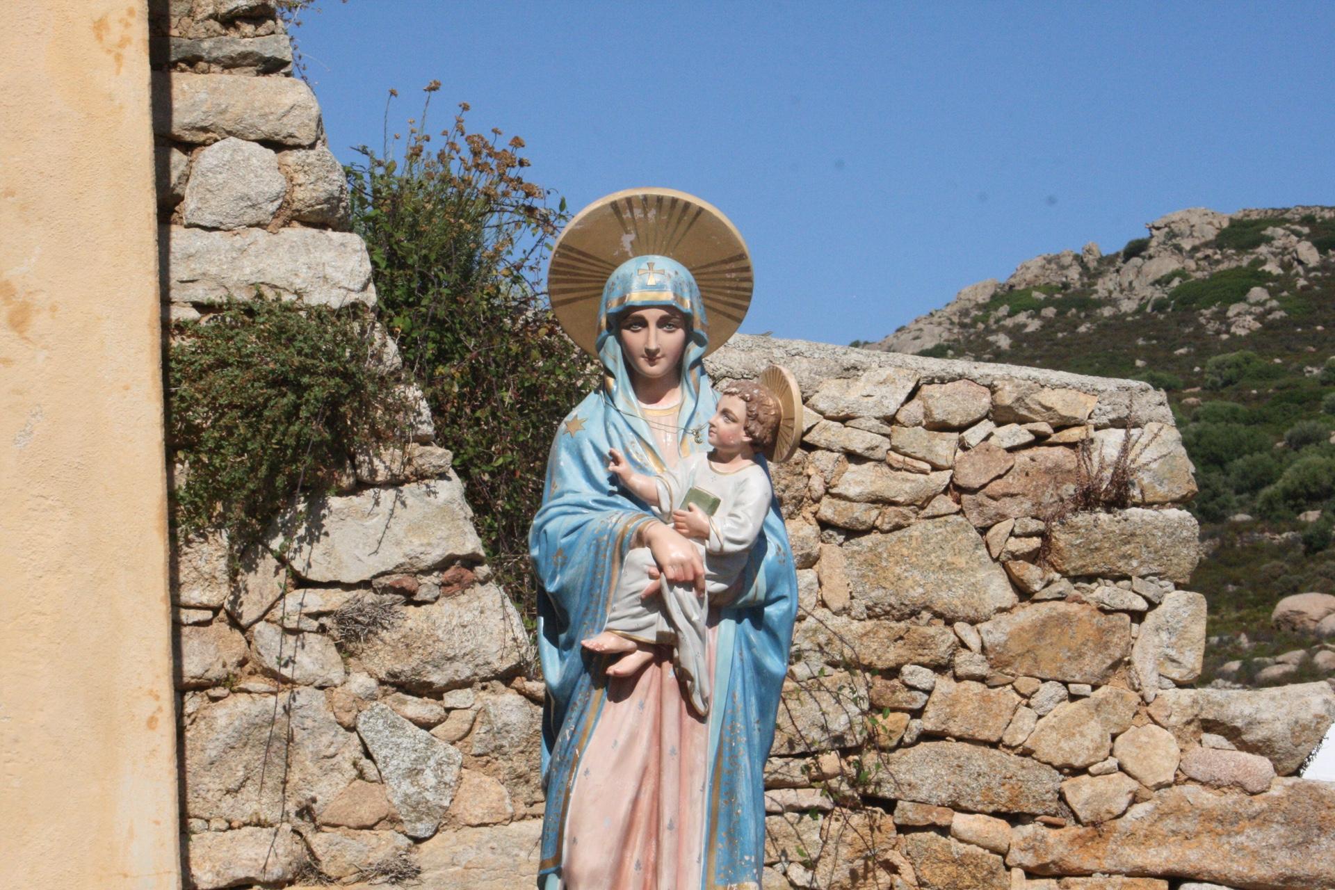 Notre Dame de la Stella célébrée à Lavatoghju