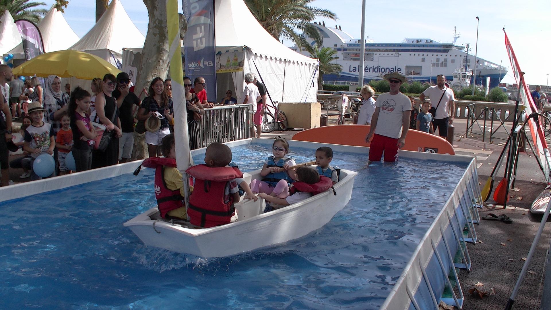 Bastia : Record de fréquentation pour la Fête du sport