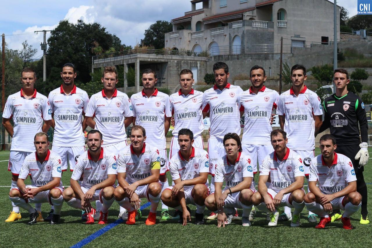 Le FC Bastelicaccia tout près de l'exploit à Saint-Rémy de Provence
