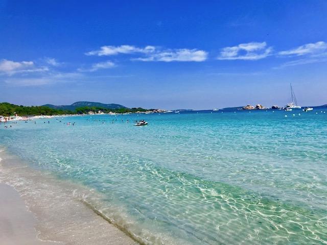 La photo du jour : Les eaux claires de Palombaggia