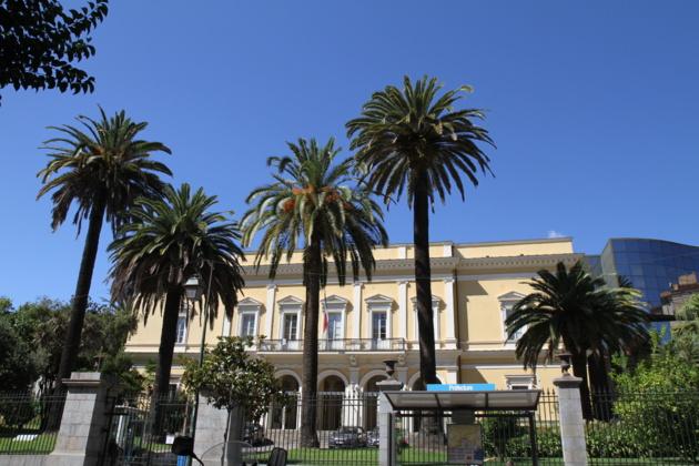 Le Palais Lantivy (Archives CNI)