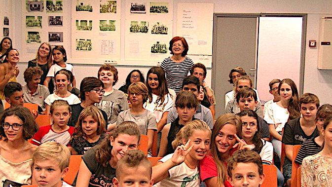 Au lycée Giocante de Casabianca et au collège Vinciguerra la consule de Chine a pu rencontrer les quelque 170 élèves qui étudient le chinois en Corse