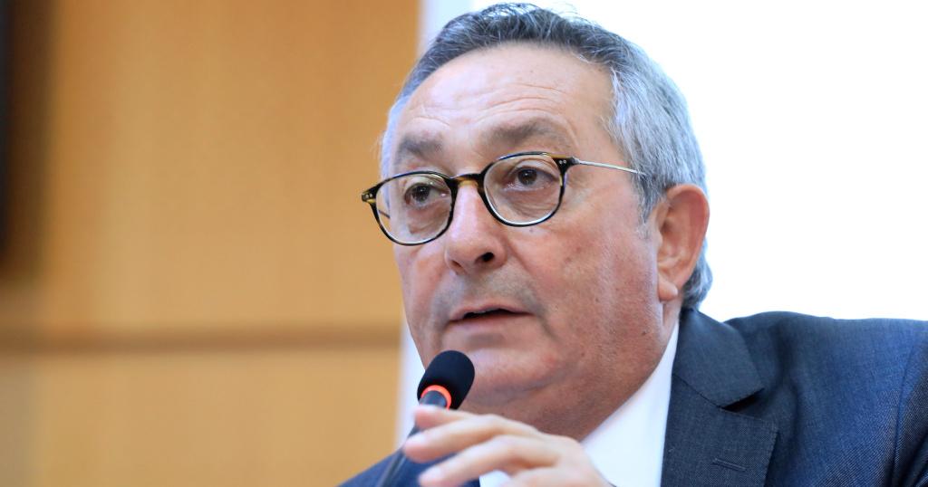 Paul Scaglia (Photo Michel Luccioni)