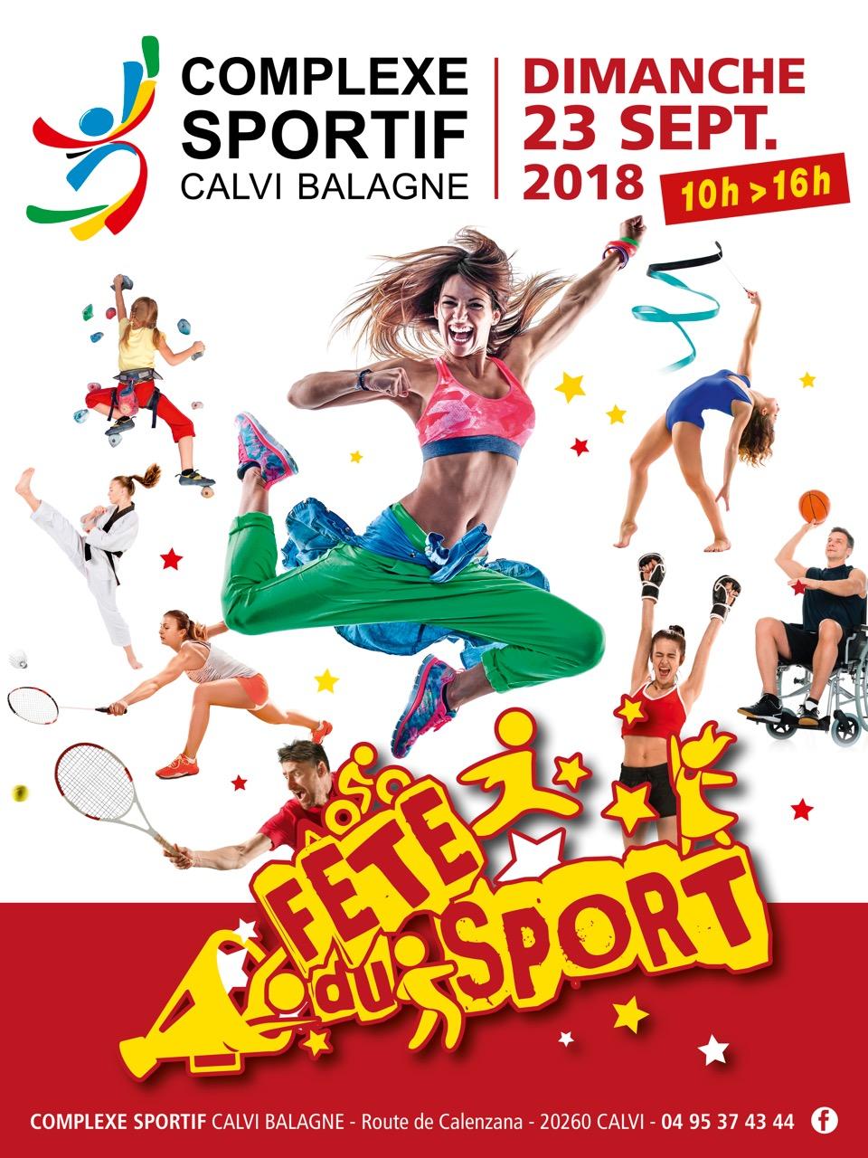 Journée du sport et remise de trophées au complexe sportif Calvi-Balagne