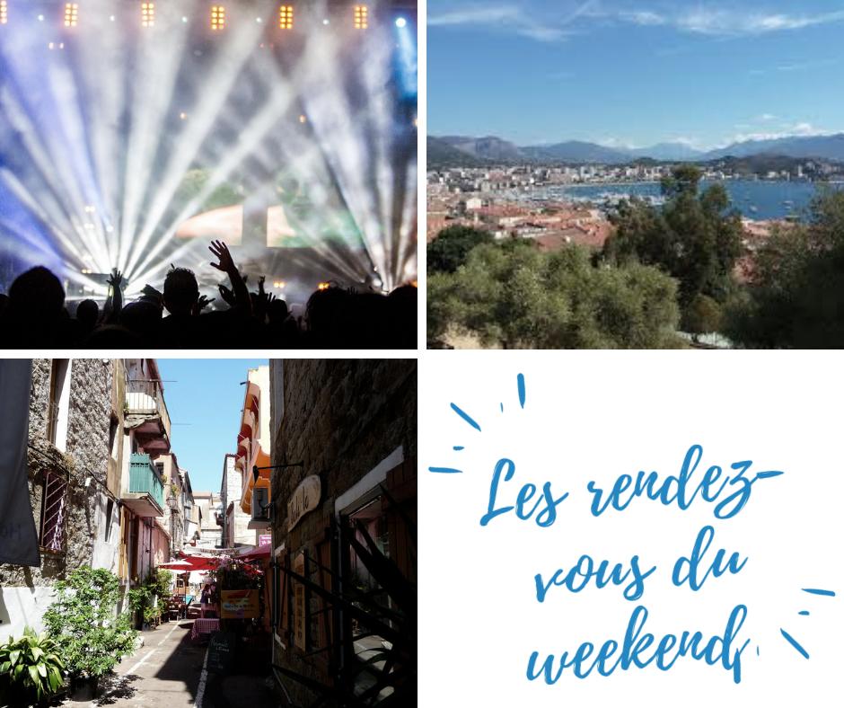 Que faire ce weekend en Corse du Sud ? Nos idées de sorties