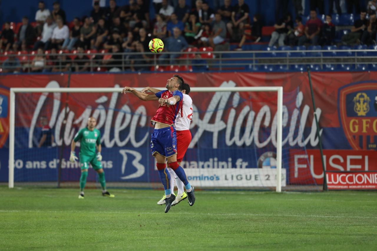 Le GFCA piégé par Nancy (0-1)