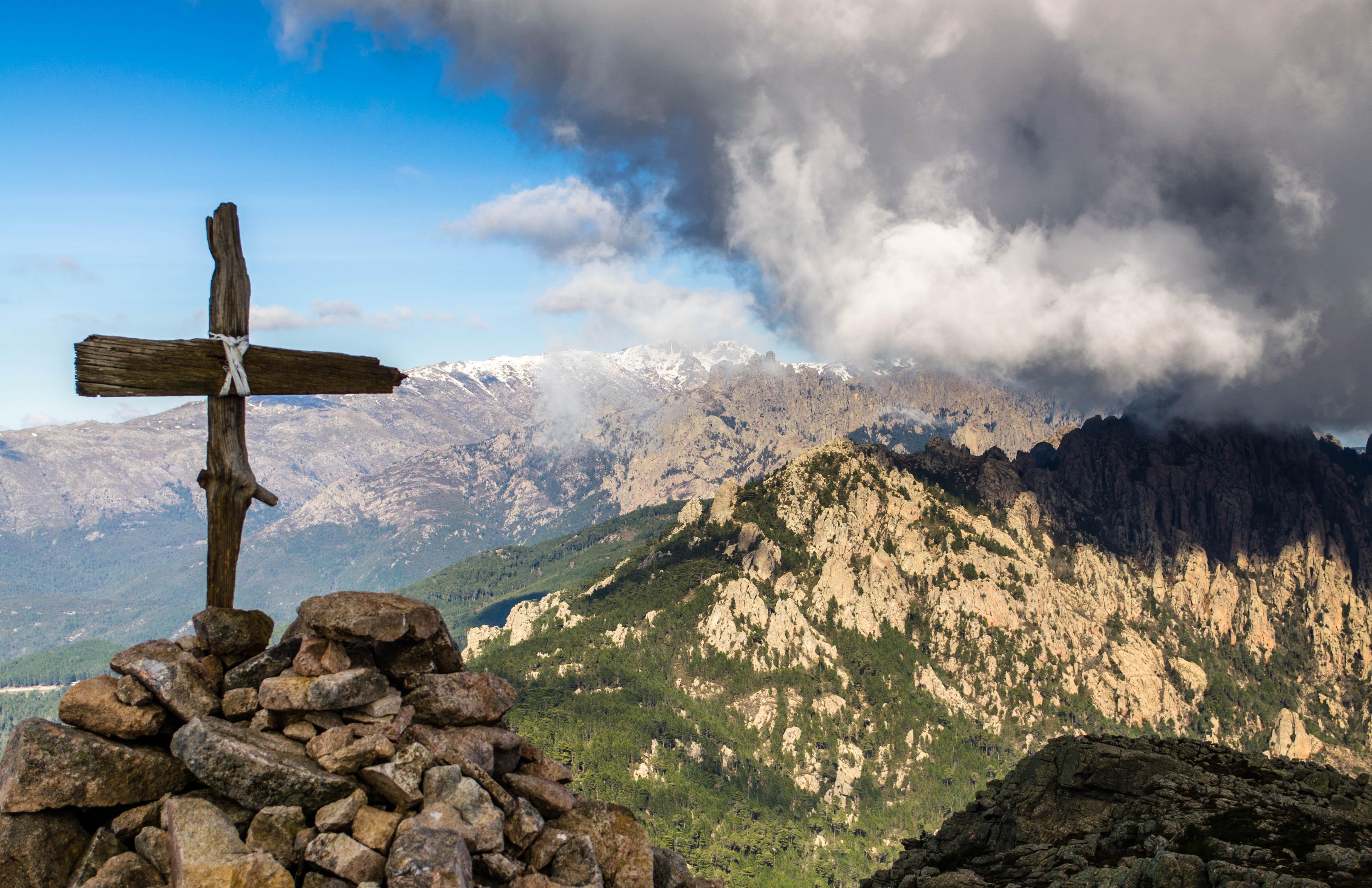 La photo du jour : Magnifique Monte Calva