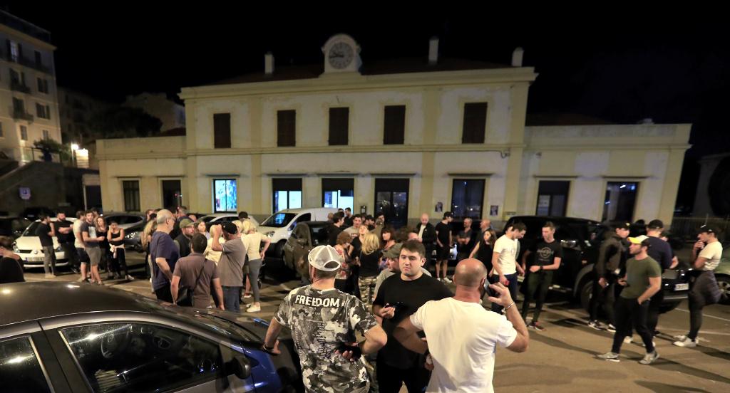 Un homme gravement blessé à l'arme blanche à Ajaccio