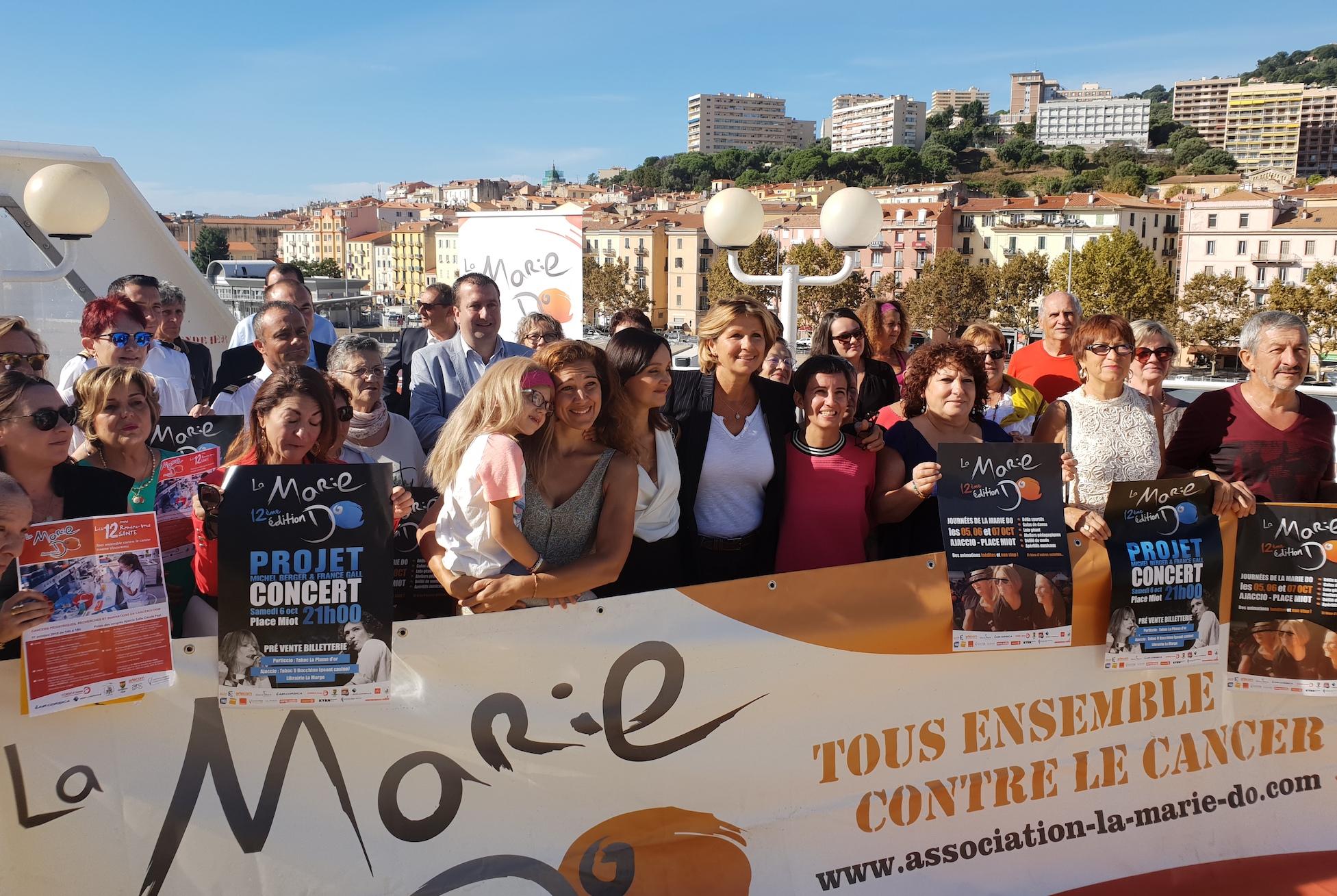 """12emes journées de la Marie Do à Ajaccio : """"S'unir pour agir"""""""