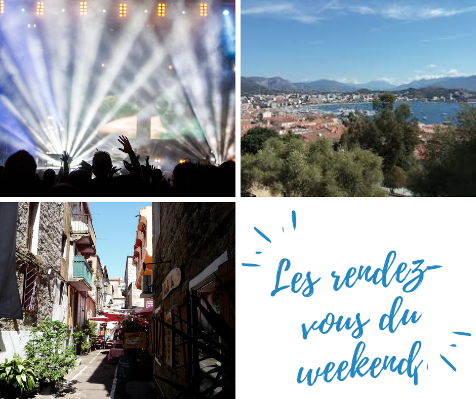 Sortir ce week-end en Corse du Sud
