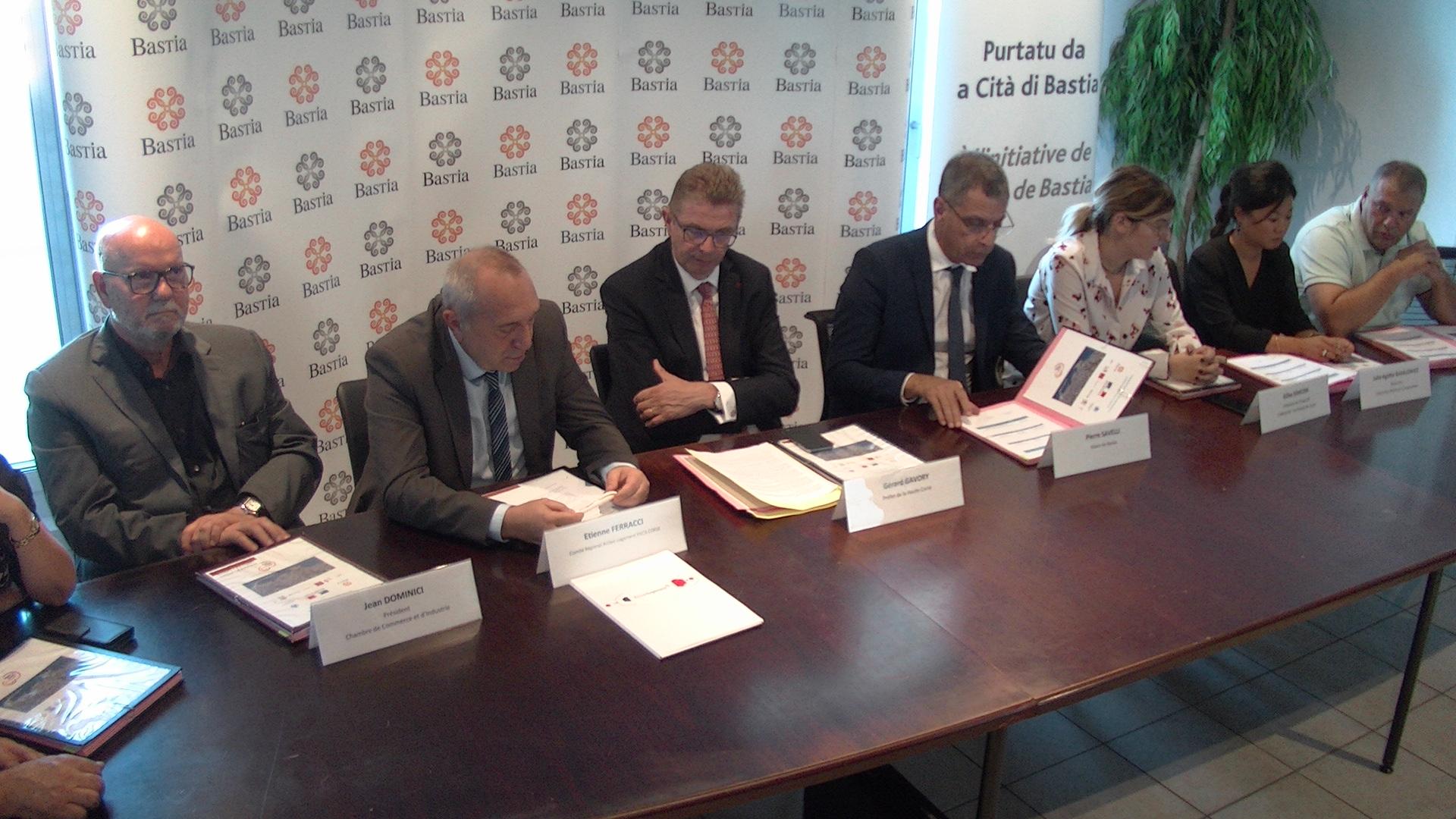 BastiaLa Ville Convention Signée De Action Cœur » « Nkw0OXZP8n