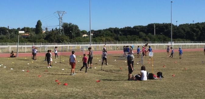 Biguglia : Journée citoyenne et sportive pour les CM1 et CM2 de la commune