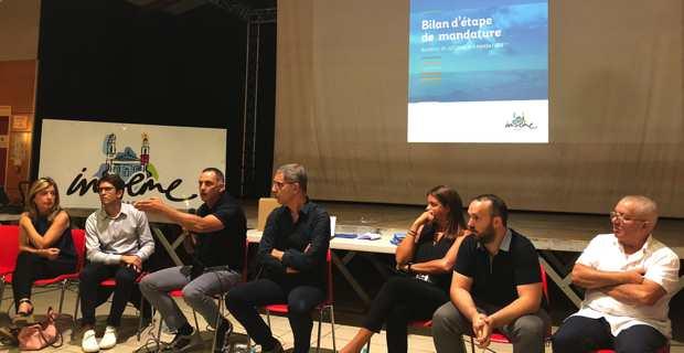 Inseme per Bastia affiche sa fierté du bilan d'étape de la mandature municipale bastiaise