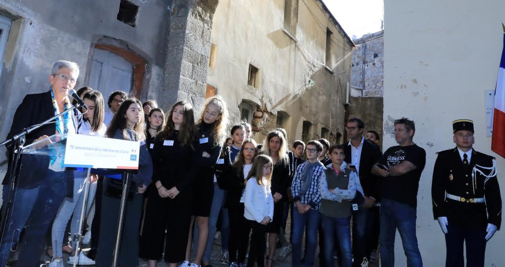 Ajaccio : Quatre élèves du lycée Fesch honorées