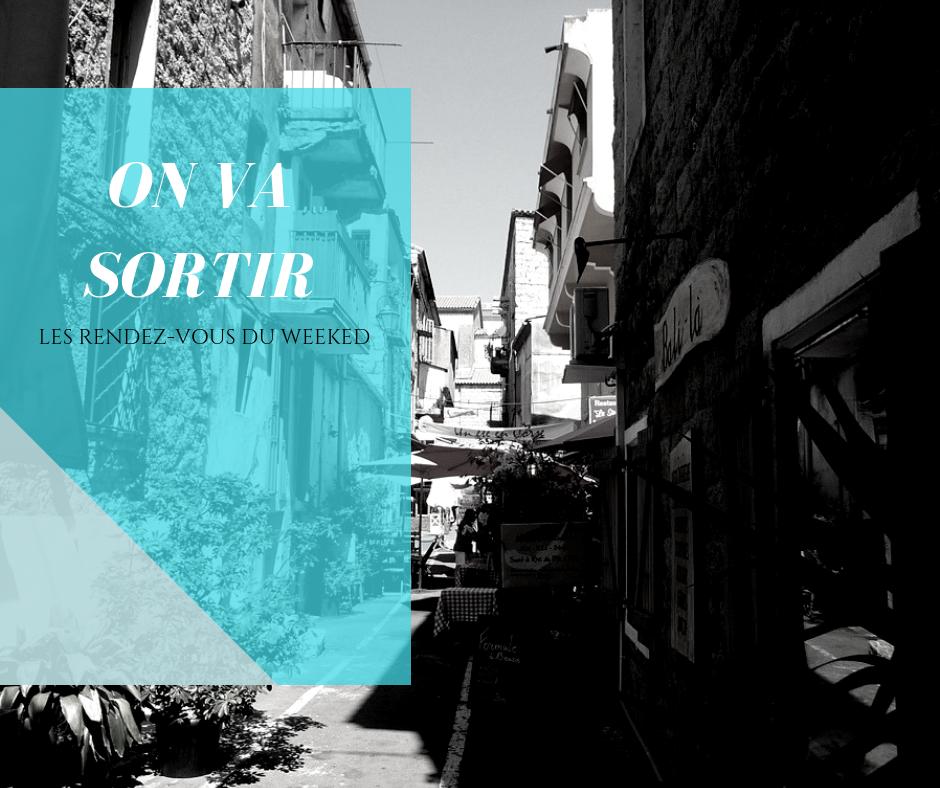 Les sorties incontournables du weekend en Corse du Sud