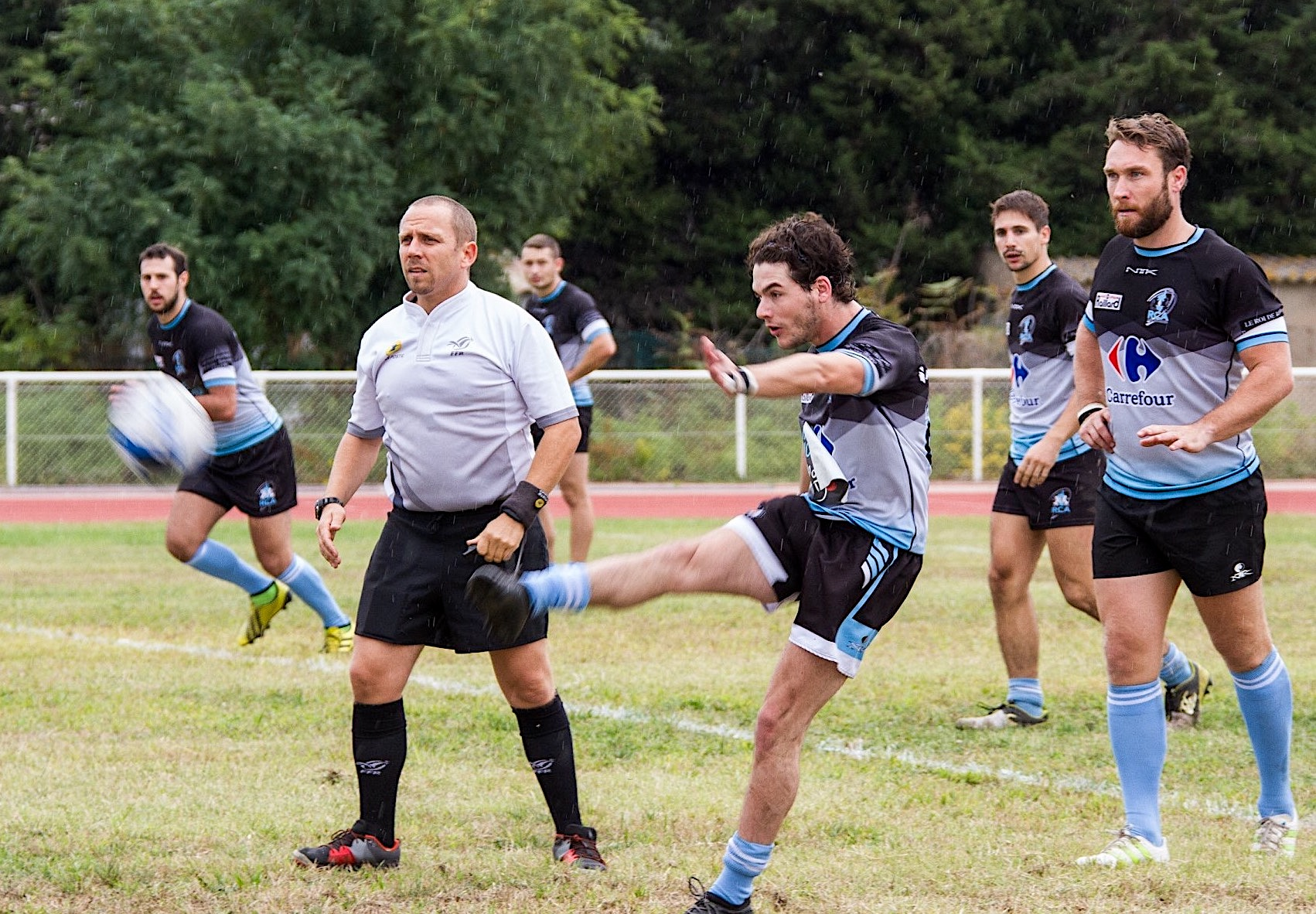 Rugby : Sortie victorieuse pour le RCA