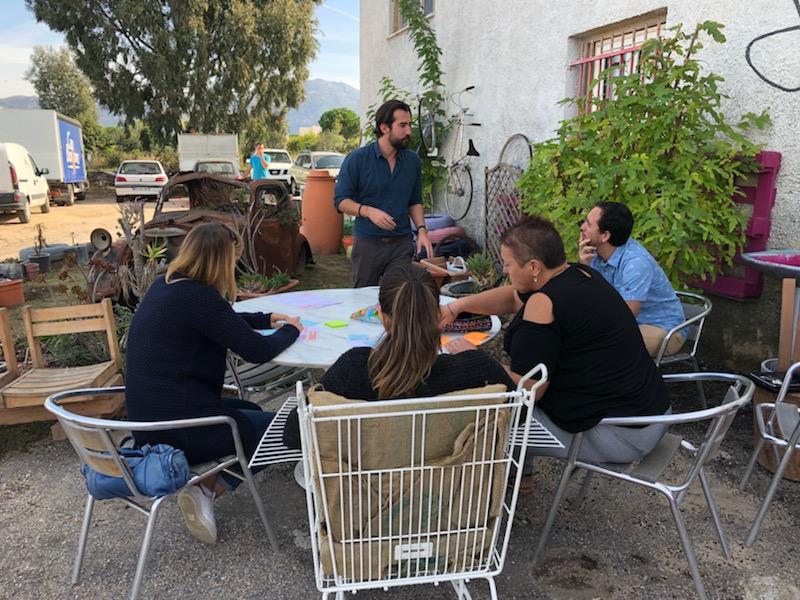 """Les ateliers Attiv'Azzione s'installent dans les locaux de """"Corse mobilité solidaire"""""""