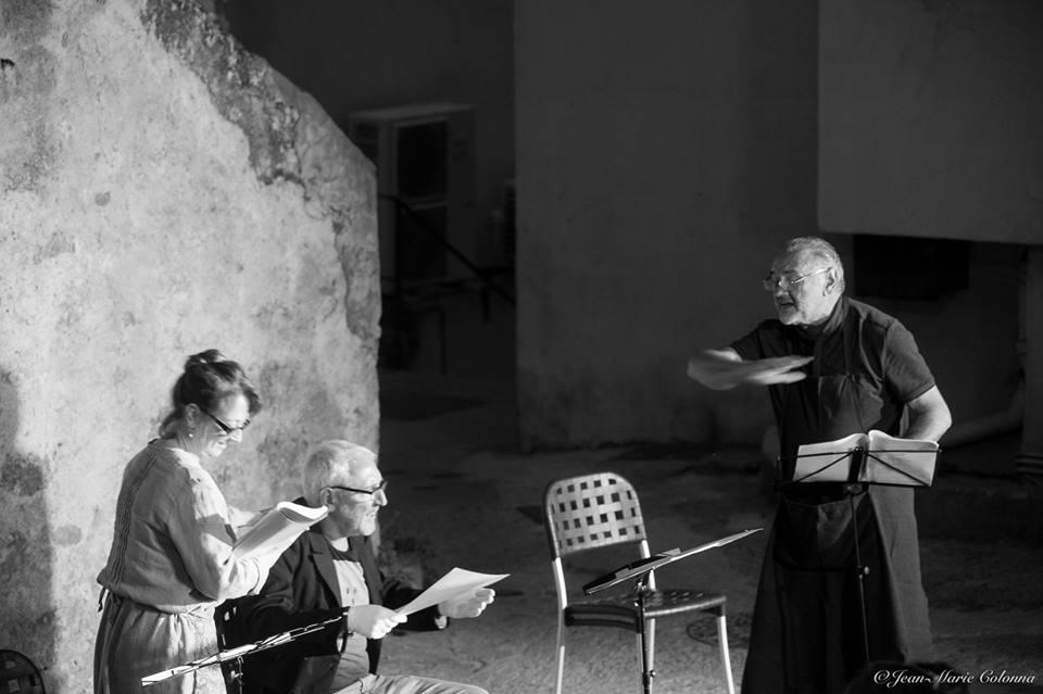 """""""A Dumanda"""" pour  A Festa di a lingua le jeudi 18 octobre à Calvi"""