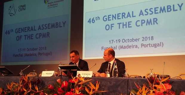 Europe - CRPM : Gilles Simeoni engage à Madère le combat pour la prise en compte de l'insularité