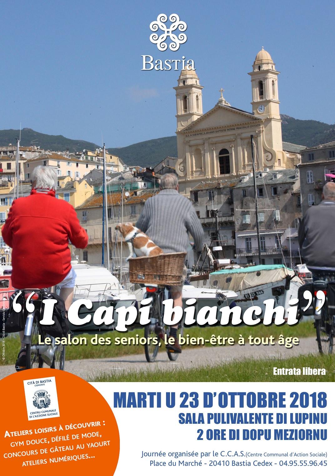 Bastia : Une journée destinée au bien-être des seniors !