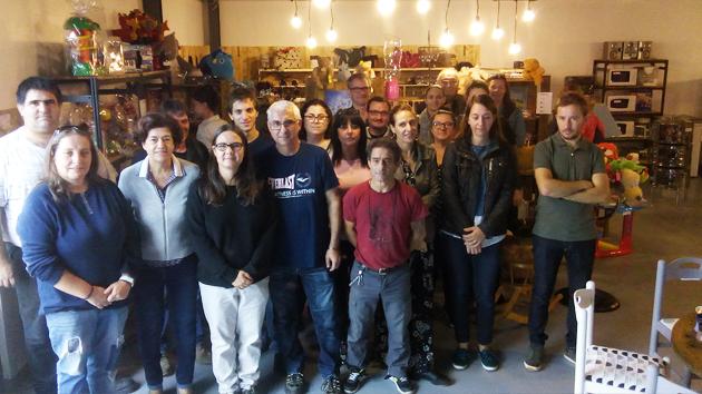 La recyclerie du Grand Ajaccio de l'association Iniziativa est dorénavant ouverte à tous