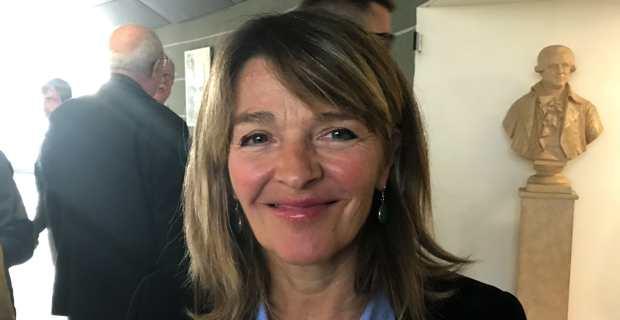 Bianca Fazi, conseillère exécutive en charge du social.