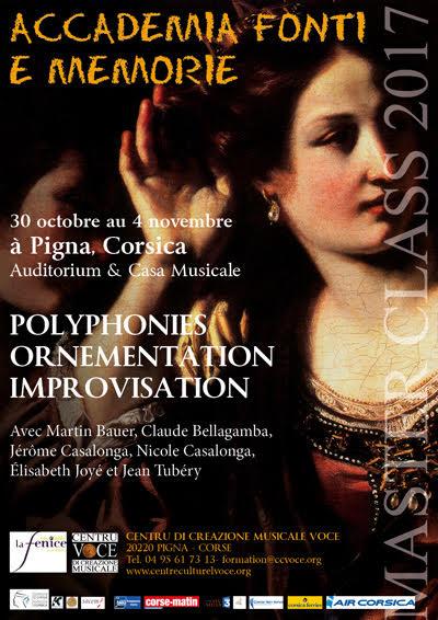 Deux concerts exceptionnels  à Monticello et Pigna