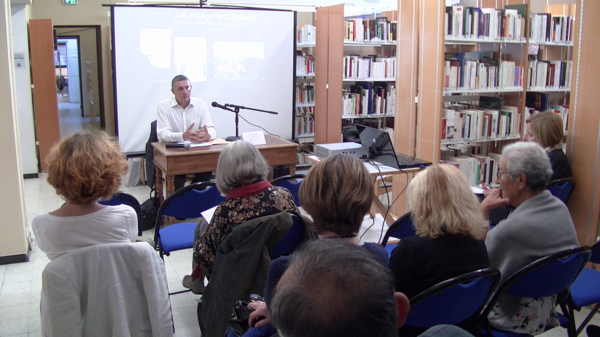 Bastia : Une conférence autour de l'exposition « Identità »