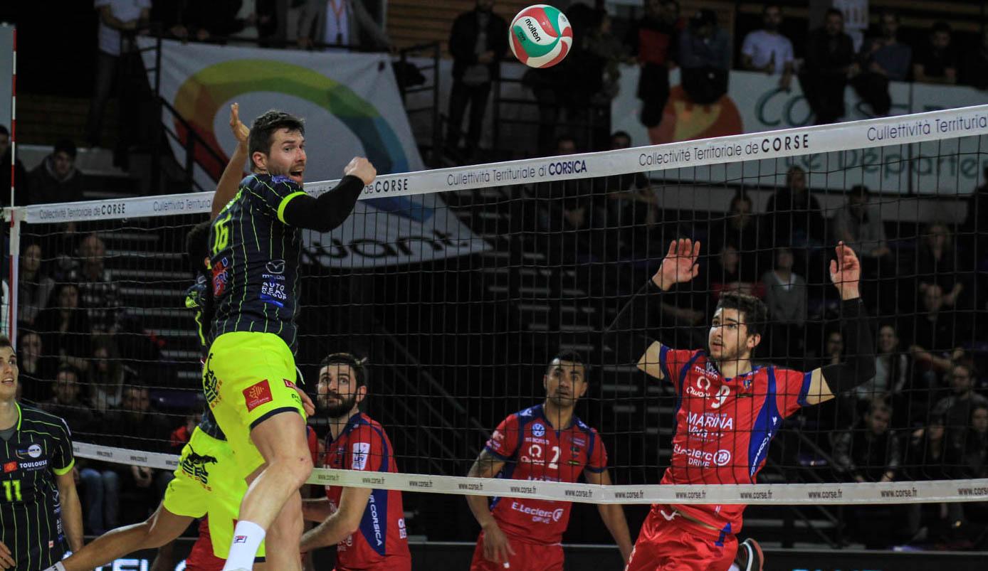 Volley : Le GFCA intraitable face à Toulouse (3-0)