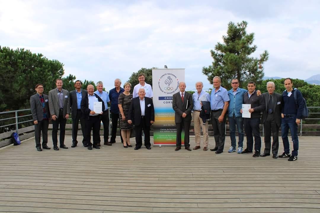 Premier congrès International des Jeux des îles : renforcer les liens