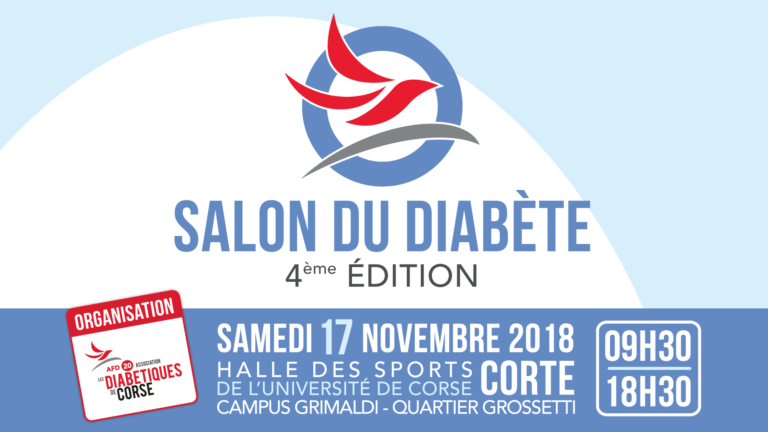Corte : Bientôt la 4me édition du salon du diabète en Corse