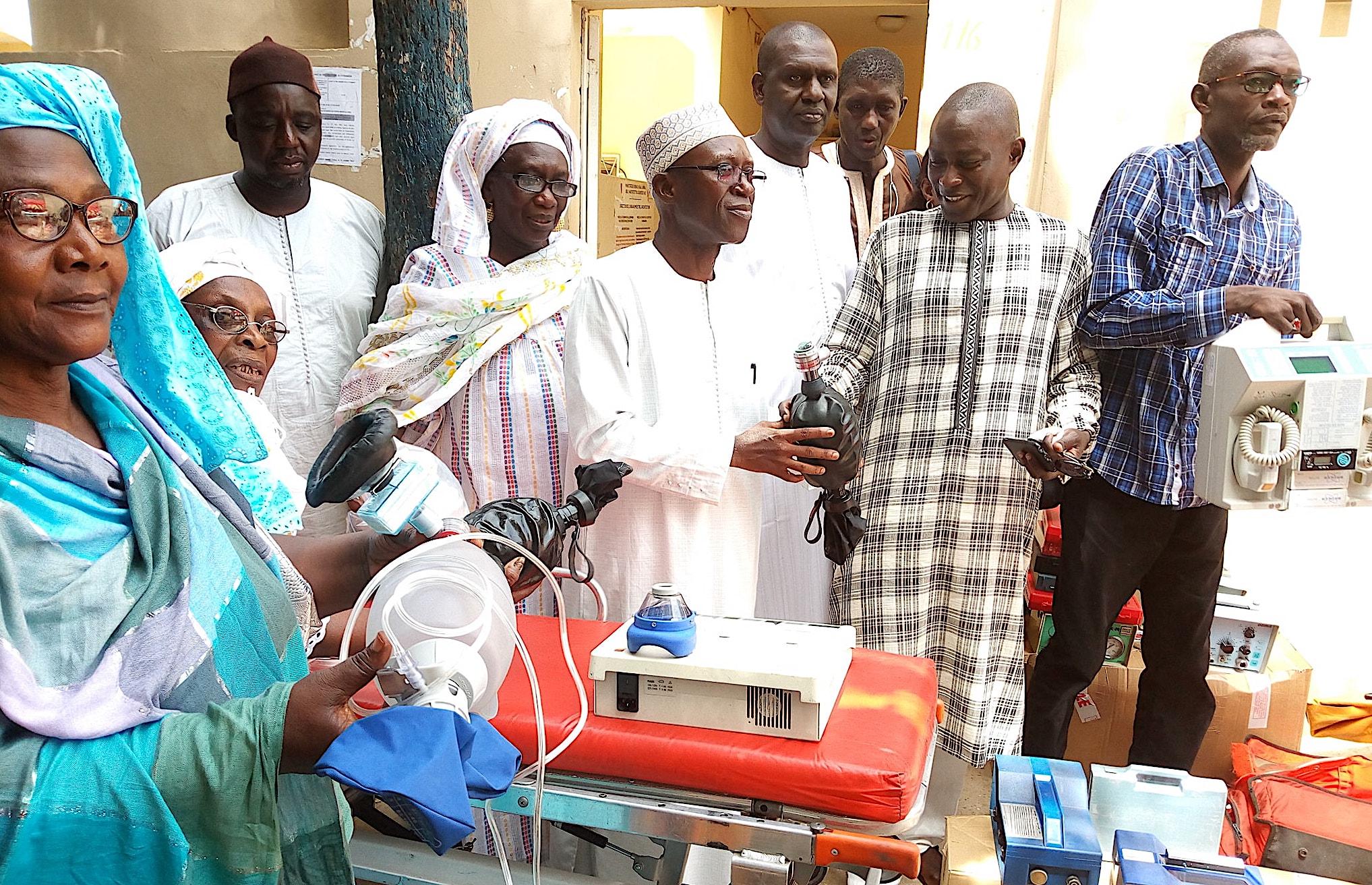 Mamadou Faye, la générosité du plus Sénégalais des Corses…