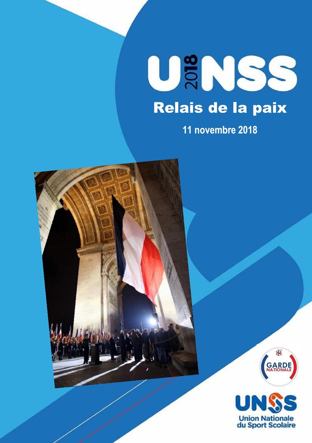 """Armistice de 1918 : La flamme du """"Relais de la Paix"""" arrive jeudi à Bastia"""