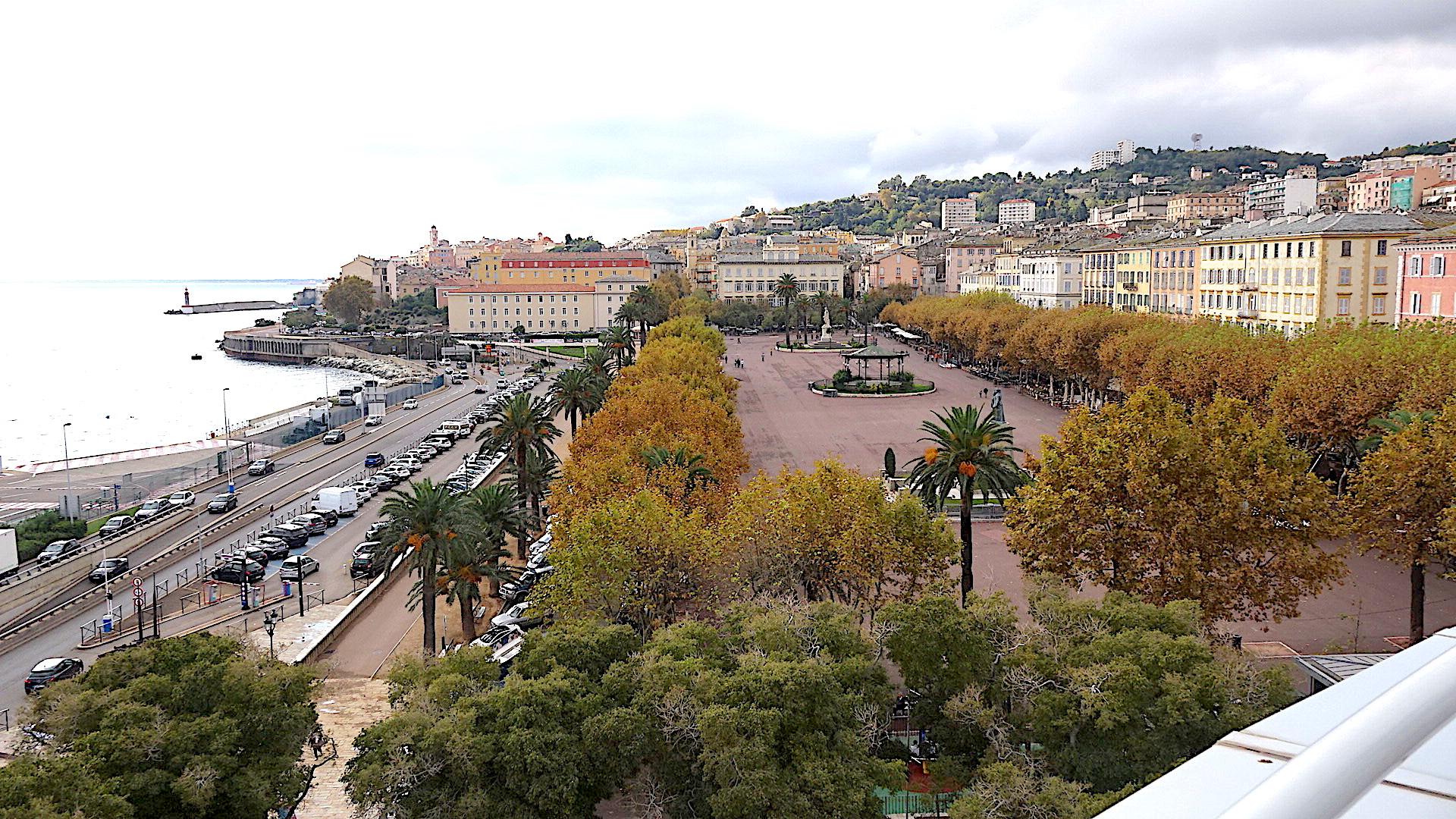 Place St Nicolas Bastia