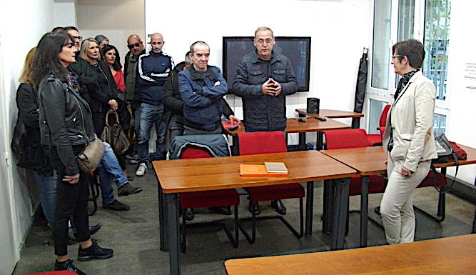 L'intersyndicale  s'est invitée à la conférence de presse de la direction des finances de Haute-Corse