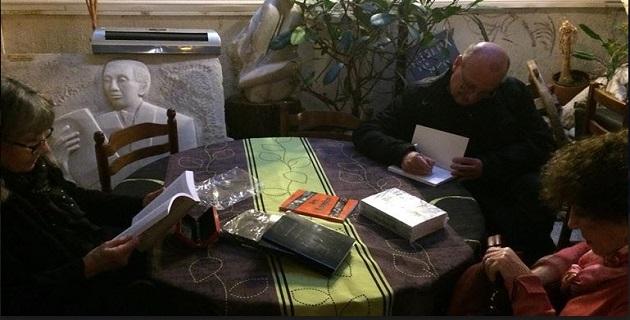 Pierre Poggioli présentera et dédicacera son nouveau livre : « CORSE et FLNC : une page d'histoire » au village corse à Paris