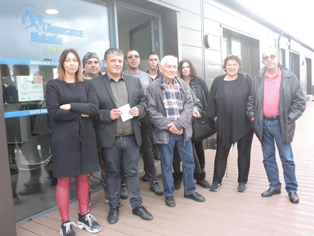 Porto-Vecchio : Il a suspendu sa grève de la faim entamée pour faire valoir ses droits