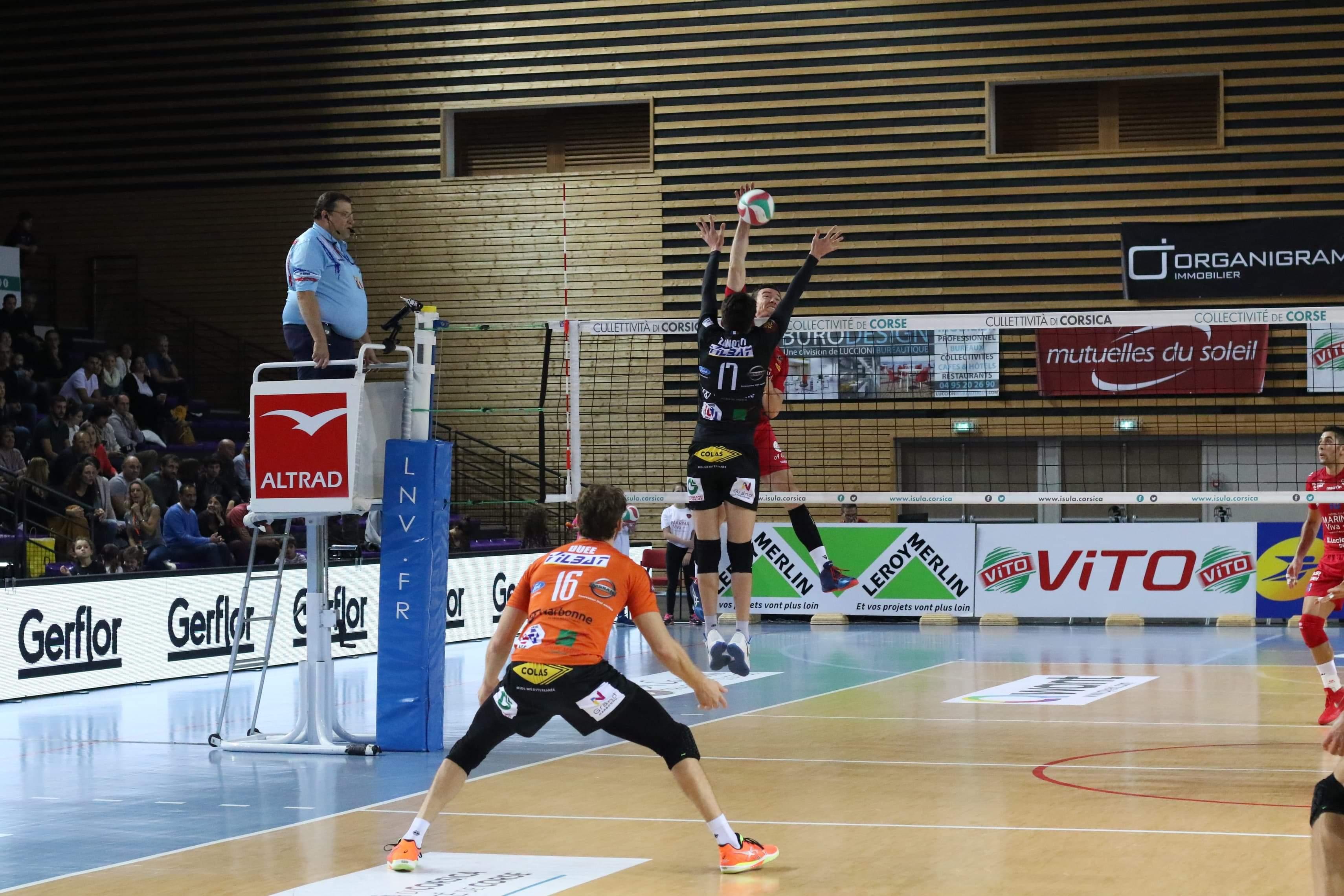 Le GFCA intraitable face à Narbonne (3-0)