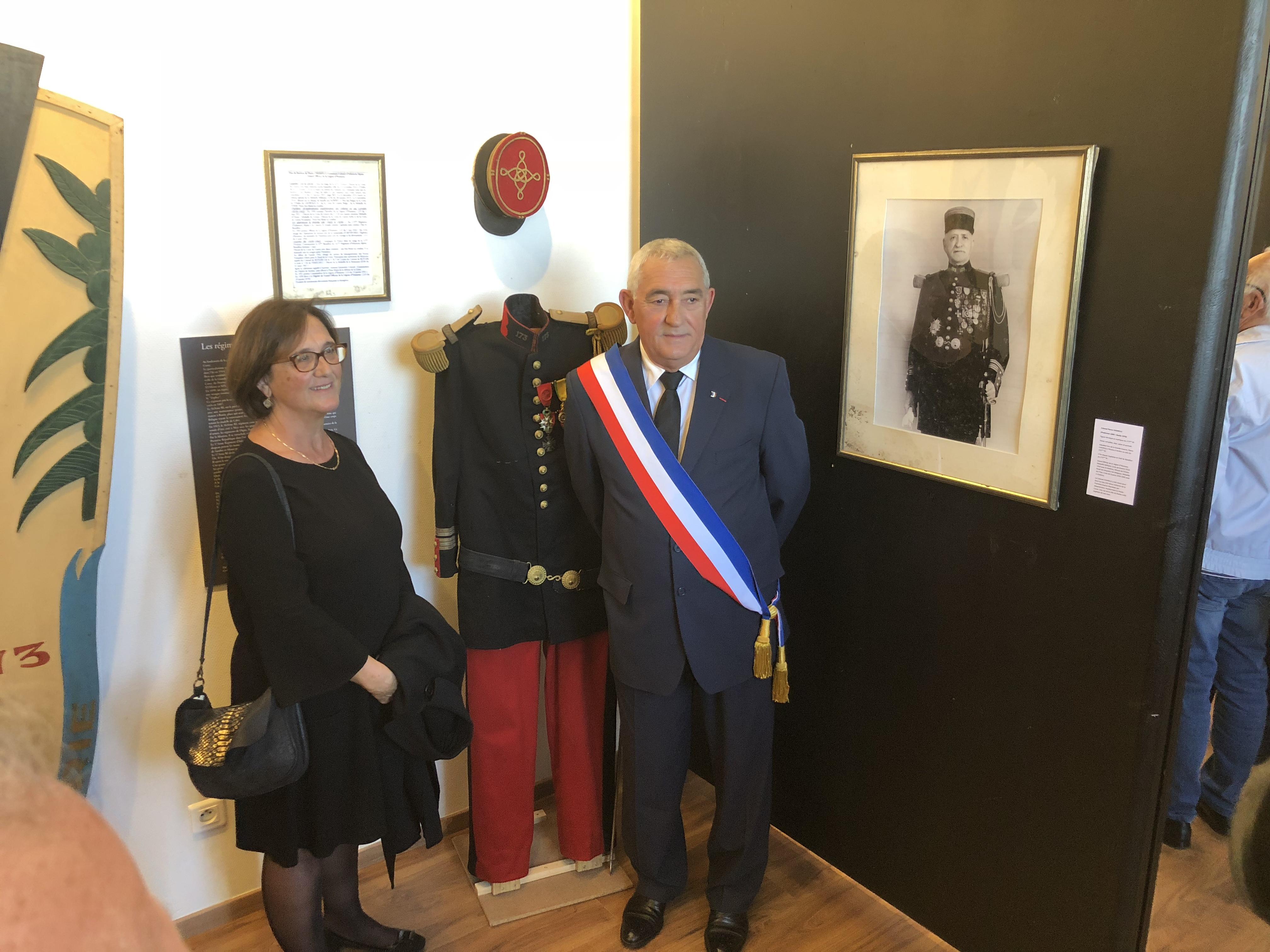 Lisula dans la Grande Guerre : l'exposition inaugurée pour l'Armistice