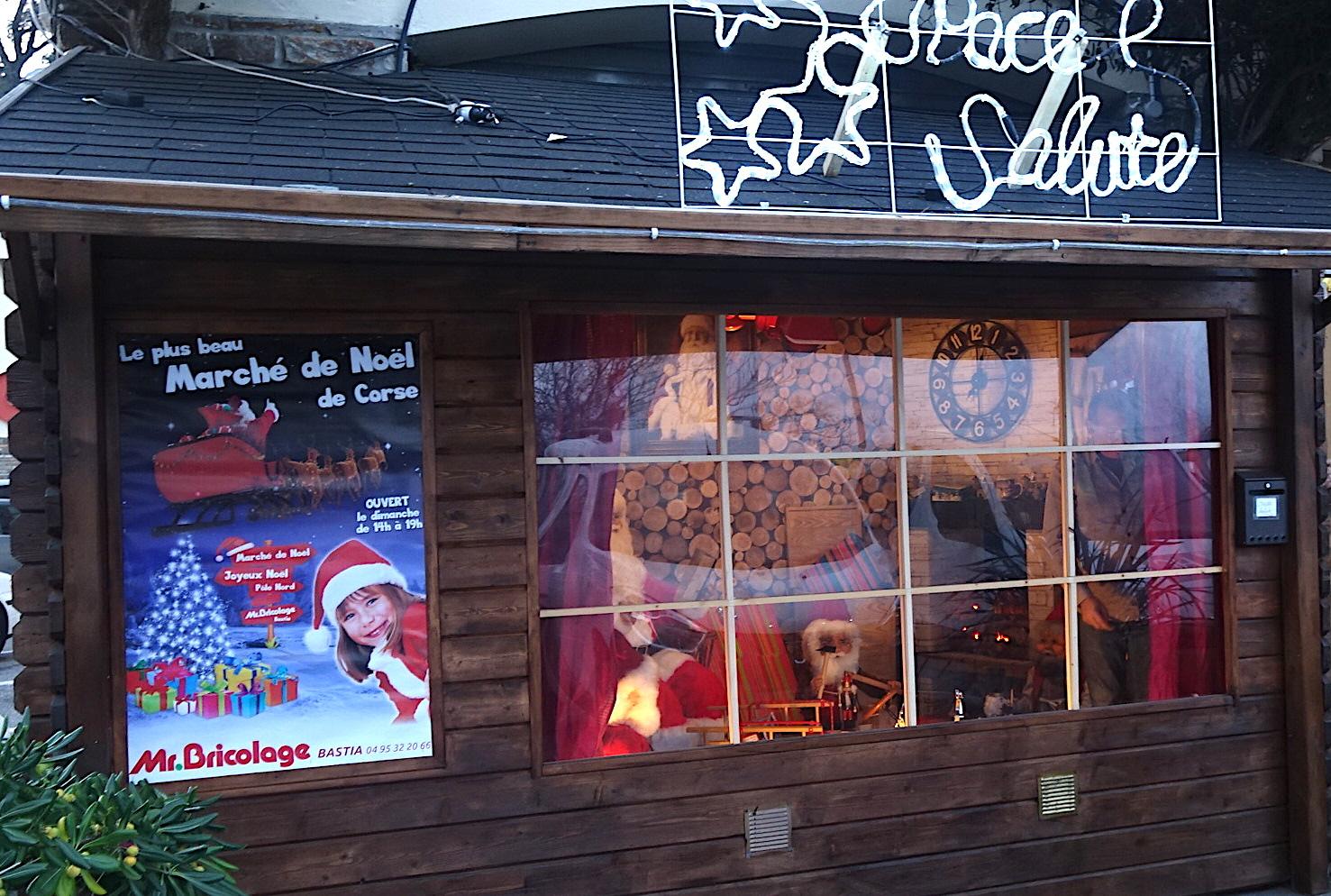Marché de Noël de Mr Bricolage : Le concept bastiais s'exporte