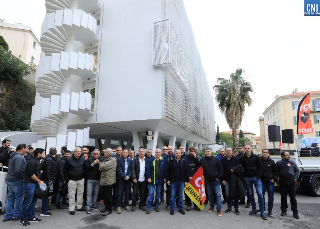 Remise en cause du Vazziu et fin du GPL : L'inquiétude grandissante de la CGT Energie-Corse