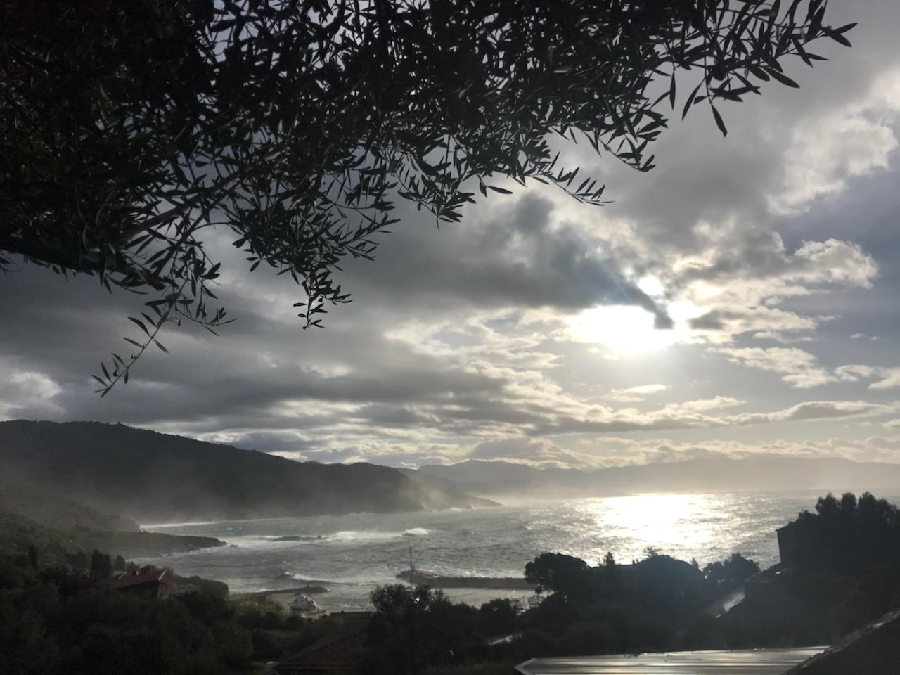 La photo du jour : Molendinu vu de Carghjese au petit matin