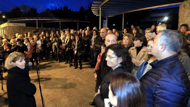 Ajaccio : Marche pour l'élimination des violences à l'égard des femmes, «la parole se libère »