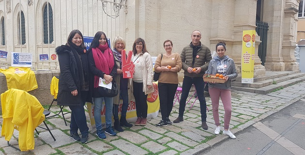 Ajaccio : Rue Fesch sans tabac