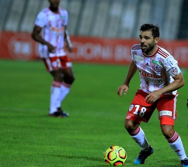 Ligue 2 : L'ACA défait à Brest (2-0)