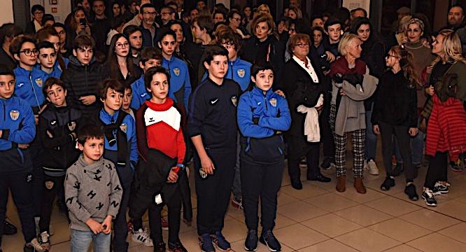 93 sportifs récompensés  à Lisula