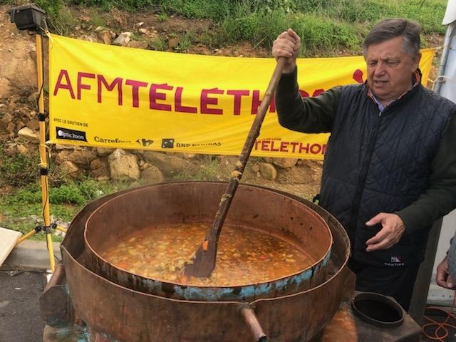 Ambassadeur de la Corse pour le Téléthon : Lumiu en habits de lumière